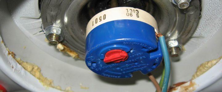 comment demonter thermostat sur chauffe-eau
