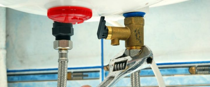 comment réparer un chauffe eau