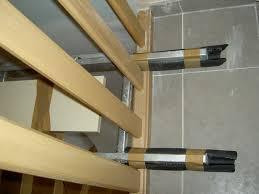 comment échafauder une cage d'escalier
