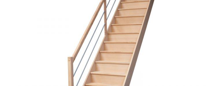 comment fabriquer un escalier droit en bois