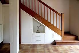 Comment faire pour aménager un placard sous un escalier ?